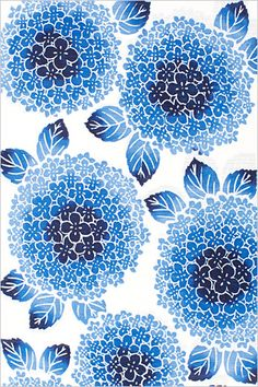 Bright simple florals in this kimono fabric