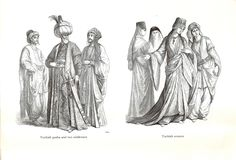 Eqyptians, Moors and Turks 2