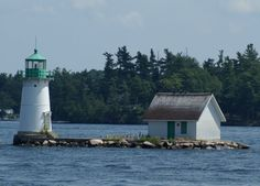 Thousand Islands Region of the St. Lawrence River