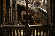 College life | Pinterest: @xchxara  Great Hall of Books The Great Library