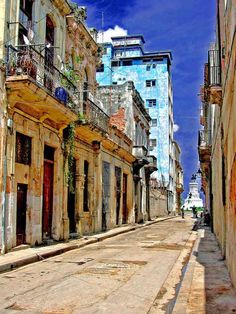 Havana, Cuba - one of the most incredible places I've been. I can't wait to go back!