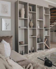 Home Living Room, Interior Design Living Room, Billy Ikea, Aesthetic Room Decor, Formal Living Rooms, Home Decor Inspiration, Decor Ideas, Home Decor Styles, House Design