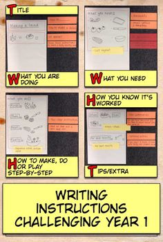 Writing instructions Alan Peat style Talk 4 Writing, Creative Writing, Writing Ideas, Working Wall, Phonics, Knowing You, Literacy, Classroom, Teaching