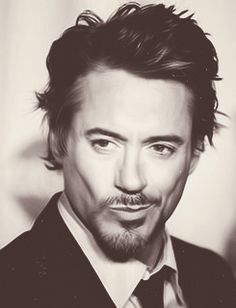 Robert Downey Jr....I bet he would have you hanging off the chandelier