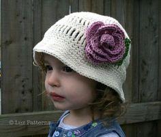 crochet hat pattern vintage crochet