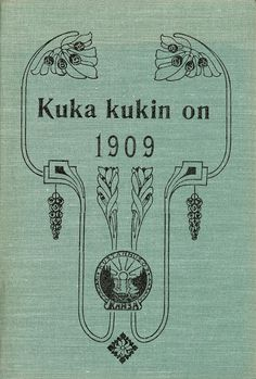 Title: Kuka kukin on 1909