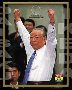 Daisaku Ikeda - Victory