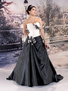 Miss Paris, 133-30 charbon $349.99 #miss #bridal #13330 #bridal gown #charbon #my wedding #wedding dress #wedding #paris,