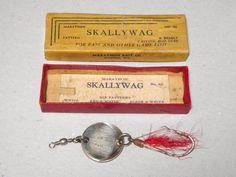 1930s Marathon Skallywag in the box.