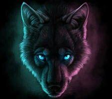Evil Wolf Face Evil Wolves | Download...