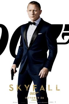 007 Navy tux for sale.