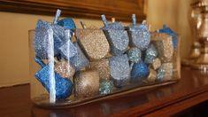 10 Cute Hanukkah decorations you can DIY – SheKnows Hanukkah Lights, Hanukkah Crafts, Feliz Hanukkah, Hanukkah Decorations, Christmas Hanukkah, Hannukah, Happy Hanukkah, Holiday Crafts, Holiday Fun