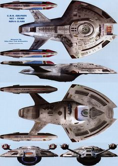 USS Equinox. The USS Equinox (NCC-72381) was a 24th century Federation Nova-class starship operated by Starfleet.