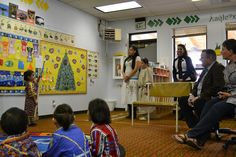 """Arlee - Jon and Sharla learn to say """"Hello"""" at the Salish Language Institute."""