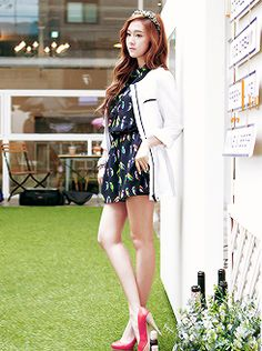 Jessica Jung SNSD Girls' Generation Pure Beauty