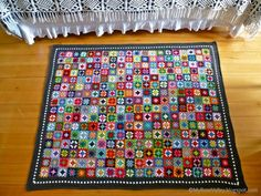 My Rose Valley: The Gypsy Blanket - my big reveal!