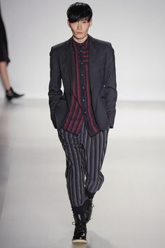 Richard Chai Love | Fall 2014 Menswear Collection | Style.com