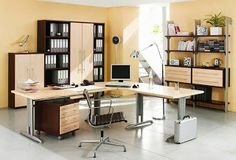 Modern small home office ideas office home design pretentious design home office layout modern small decorating . Modern Office Design, Office Interior Design, Office Interiors, Office Designs, Interior Designing, Home Office Layouts, Home Office Organization, Office Ideas, Organization Ideas