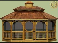 Gazebo Plans - The Important Tips and Advice