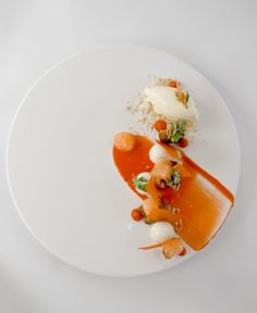 Jakub Hartlieb - The ChefsTalk Project Food Plating, Plating Ideas, Gourmet Recipes, Cooking Recipes, Michelin Star Food, Molecular Gastronomy, Restaurant Recipes, Creative Food, Food Design