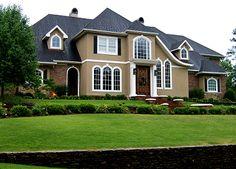Medium Paint White Windows White Soffit Best Exterior Paintexterior House