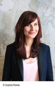 Catharina Bruns, Aussteigerin und Unternehmerin.