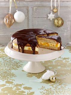 Lebkuchen-Mangotorte - 24 Weihnachtskuchen-Rezepte für die Vorweihnachtszeit