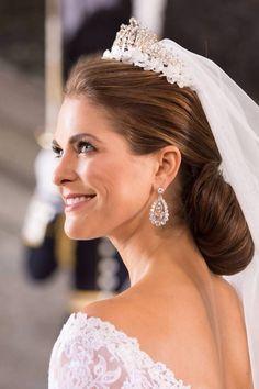 Madeleine de Suede / wedding
