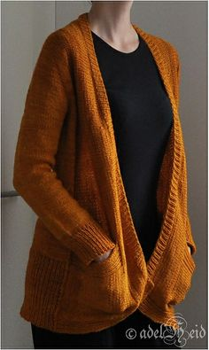 Ravelry: adelheid's Sipulitakki -'book will be published in English later'