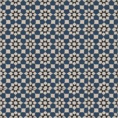 Moroccan Encaustic Cement Pattern 17c | £ 2.49 | Best Tile UK | Moroccan Tiles | Cement Tiles | Encaustic Tiles | Metro Subway Tiles | Terra...
