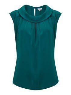 Resultado de imagen para modelos de punhos de blusas