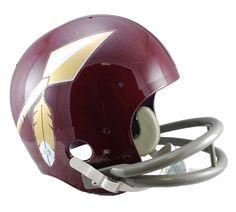 WASHINGTON REDSKINS 65-69 TK THROWBACK FULL SIZE FOOTBALL HELMET | eBay