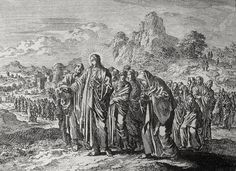Luke in the Phillip Medhurst Collection 302 Christ heals a woman with a haemorrhage Luke 8:43 Jan Luyken on Flickr. A print from the Phillip Medhurst Collection of Bible illustrations, published by Revd. Philip De Vere at St.George's Court,...