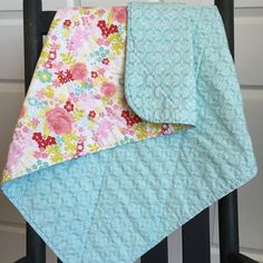 Baby Girl Bedding Baby Girl Nursery Quilts by EthelsGranddaughter Aqua Nursery, Girl Nursery, Nursery Decor, Baby Girl Bedding, Baby Girl Quilts, Shower Gifts, Baby Car Seats, Etsy Shop, Handmade Gifts