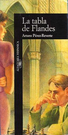 .La tabla de Flandes - Arturo Perez Reverte