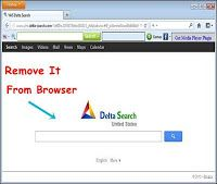 Want to Remove Delta Search Engine or same unwanted homepage from your Browser as Homepage.
