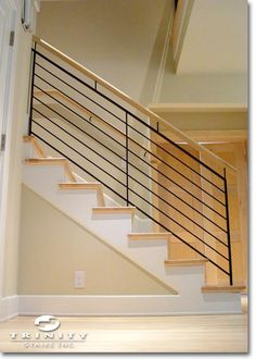 iron stair rail