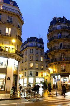Paris 2 - rue Étienne marcel