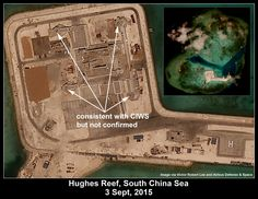 Hughes Reef possible CIWS. Article by Victor Robert Lee.