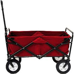 Love this wagon.  I holds 150lbs and folds up so easily.  And NO ASSEMBLY REQUIRED!!