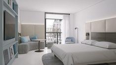 ROOM_02_main_view.jpg (JPEG 이미지, 5000x2813 픽셀) - 크기 (31%) Hotel Room Design, Hotel Suites, Hotel Motel, Plaza Hotel, Marriott Hotels, Hotel Guest, Dog Hotel, Hotel Interiors, Decoration