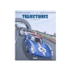 Part 2. A graphic novel with fantastic detail in its illustrations.  It recounts the story of Vincent who in 1963 decodes to make his dream a reality and become a racing car driver. Very entertaining for all motorsport enthusiast!