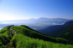 Mt. Aso, Kumamoto, Japan