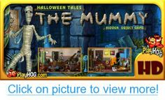 The Mummy - Hidden Object Game [Download] Tales Of Halloween, Halloween Themes, Find Hidden Objects Games, Mac Games, Video Game Reviews, Scary, Video Games, Fun Ideas, Painting