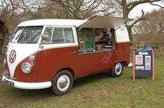 1967 Splitscreen Camper Van