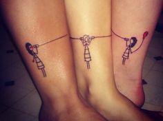Idee tatuaggi da fare con la tua migliore amica - Fancazzismo