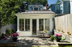 Georgetown Revival - traditional - patio - dc metro - Anthony Wilder Design/Build, Inc.