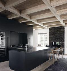 11+1 μαύρες κουζίνες | Jenny.gr