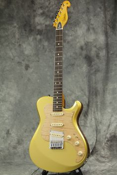 Knaggs Guitars Chesapeake Series Choptank Tier3 Goldtop