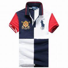 Polo Shirt Style, Polo Shirt Design, Polo T Shirts, Classy Teen Fashion, Preppy Mens Fashion, Fashion Fashion, Fashion Outfits, Camisa Polo, Cheap Ralph Lauren Polo